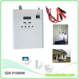 1000W controller intergrated solar inverter
