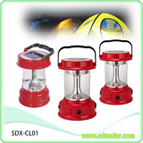 solar camping light SDX-CL03