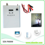 800W controller intergrated solar inverter
