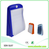 2.5W solar aluminum light